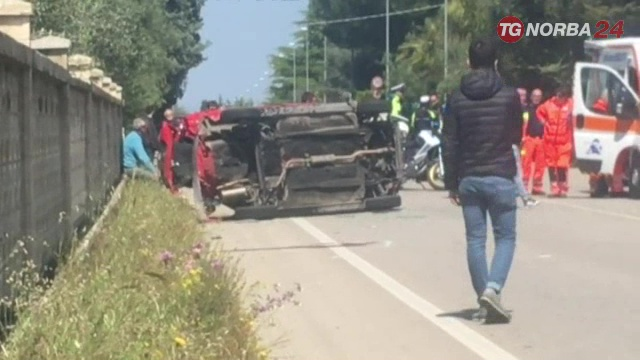 Incidente mortale tra Molfetta e Terlizzi: morta una 26enne
