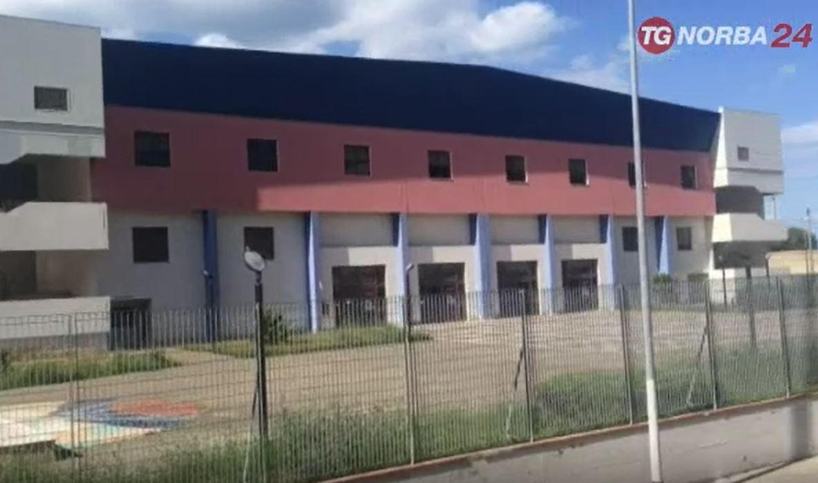 Barletta, incidente in campo: sequestrato il Palasport