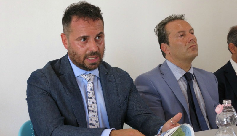 Battiti mercoled� a Bisceglie, Marco Montrone: